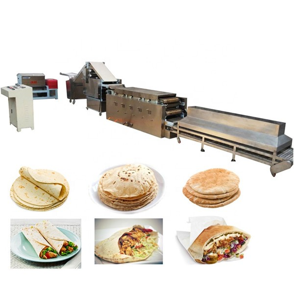 High efficient automatic cookie pastry cracker machine shortbread bread bakery machine