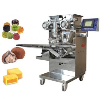 Big capacity magic pop snack machine Snow rice cakes making machine Rice cake popping machine