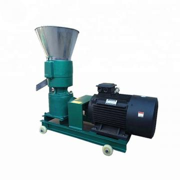 Ring die animal feed pellet machine poultry feed making machine