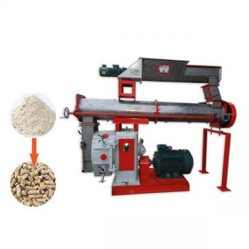 Stainless steel animal feed mill processing making machine