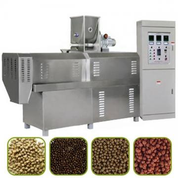 High-grade fish food processing 300-400KG/H floating fish feed mill pellet extruder machine