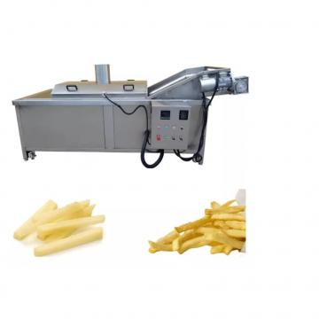 Hot Sale Plantain Processing Machines Banana Chips Making Product Line