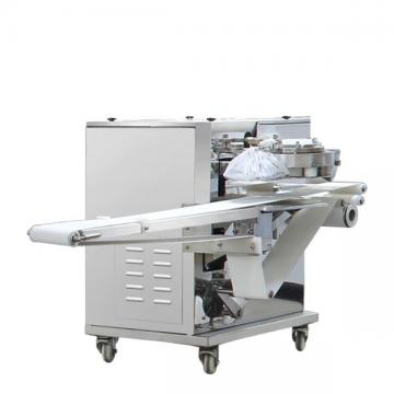 Automatic baguette pizza bread making machine production line