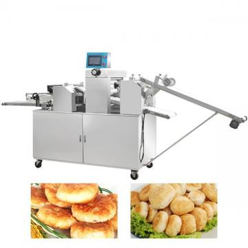 Automatic Horizontal Flow Pillow Bakery Bread Biscuit Cookies Machine