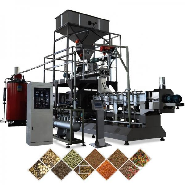 Best Manufacture in China Sinking Fish Feed Animal Feed Processing Machines Price #3 image