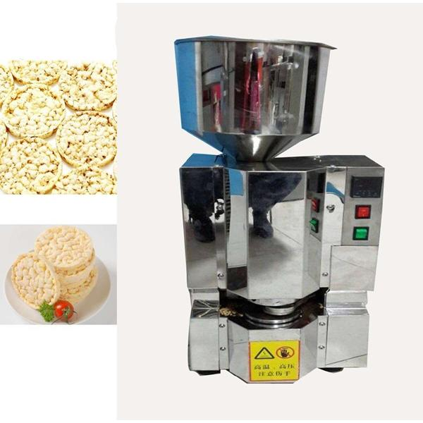 Automatic Rice Chips Cakes Processing Line/Food Machine with Ce Made in China #2 image