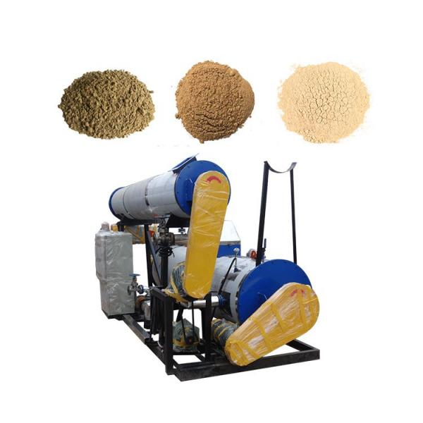 Farm Light Structure Animal Feed Pellet Machine For Rabbit / Pig Feed #1 image