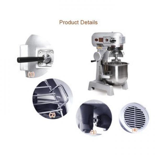 Commercial Adjustable Speed Food Mixer Machine Blender #1 image