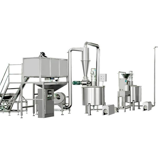 Manufacturer breakfast cereal production line price making corn flakes machinery #3 image