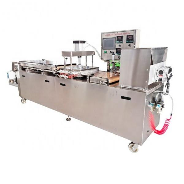 """""""Puffed Biscuit Market"""" Flat Bread Machine/Flat Bread Making Machine/Flat Bread Production Line #3 image"""