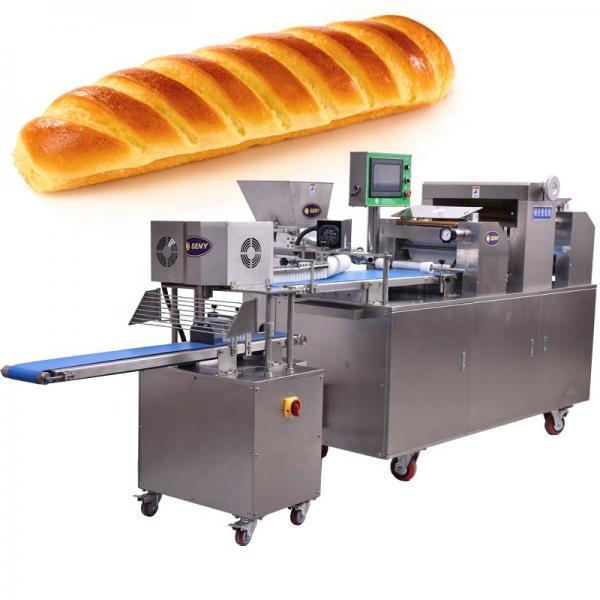 """""""Puffed Biscuit Market"""" Flat Bread Machine/Flat Bread Making Machine/Flat Bread Production Line #2 image"""