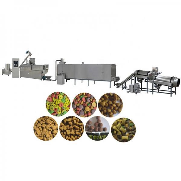 Quality Pet Treats Dog Chews Bone Food Making Extruder Machine #1 image