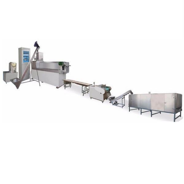 Intelligent Dog Chewing Food Extruder Machine 100kg/Hr Pet Food Extruder #3 image