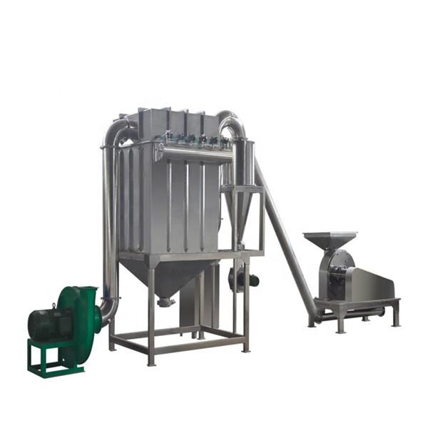 Manual maize mill malt grain maize packaging machine machinery used flour mills instant flour machine #2 image