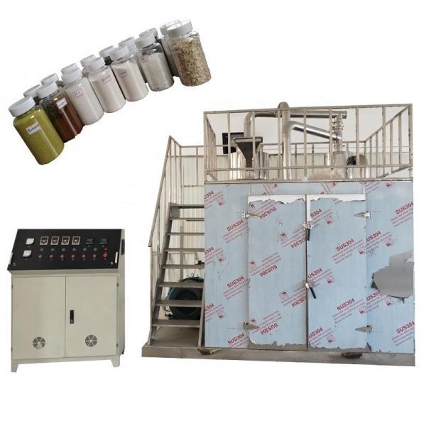 Fully Automatic Instant Maiz Flour Machine Corn Machine for Making Flour Price #2 image