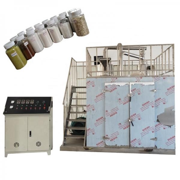 Home grinding machine use industrial food mill instant flour machine #1 image