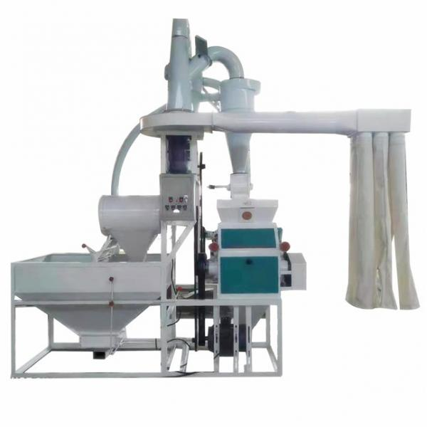Maize flour grinding Instant maize meal machinery #2 image